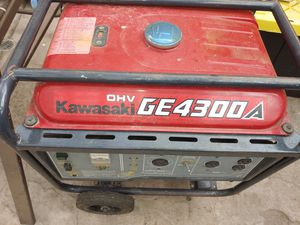 Gas generator for Sale in San Diego, CA