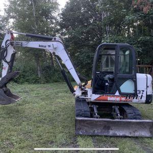 2002 Bobcat 337 Excavator Longarm Heated Cab for Sale in Auburn, WA