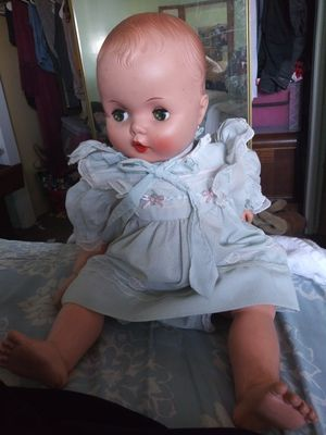 Antique baby doll for Sale in Whittier, CA