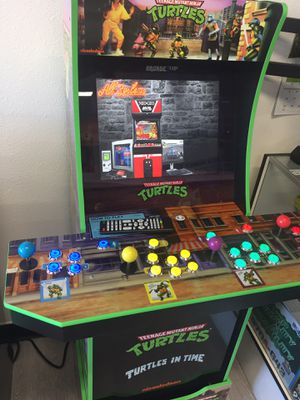 CUSTOM 🕹 4 PLAYER 🕹 ARCADE 🕹 CABINET 15,000 GAMES for Sale in Chino, CA