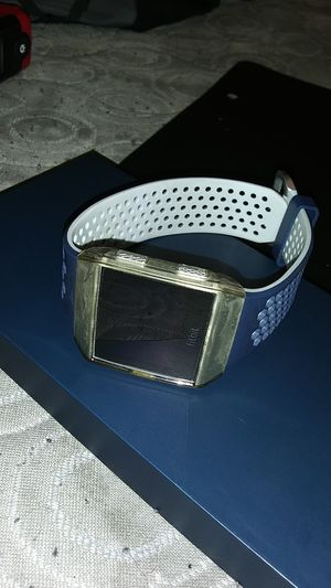 Fitbit ionic adidas edition. for Sale in Seffner, FL
