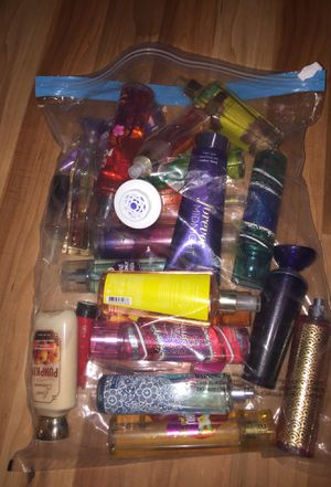 22 bottles of perfume and 3 lotions for Sale in Columbus, OH