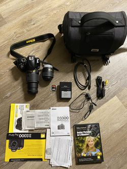Nikon d3300 for Sale in Brentwood,  CA