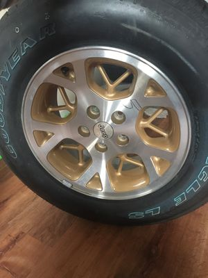 Rims and tires for Sale in Lakewood, CO