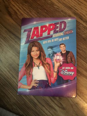 "Brand new Disney movie ""Zapped"" never opened for Sale in Mansura, LA"