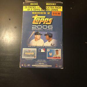 Baseball Card Packs for Sale in Gilbert, AZ