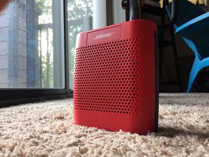 Bose Soundlink Bluetooth Speaker for Sale in Lexington, KY