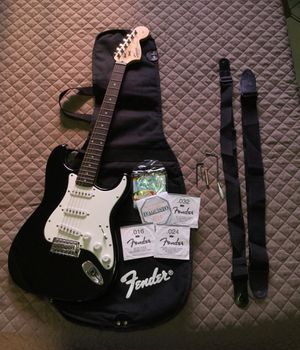 Squier Stratocaster Affinity Series for Sale in Hialeah, FL