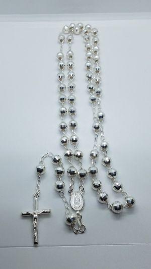 925 sterling silver Rosario for Sale in Glendale, AZ