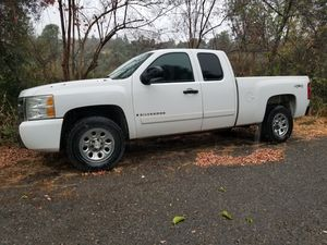 2008 Chevy Silverado 4x4 for Sale in Placerville, CA