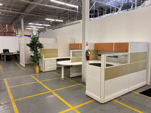 Open Plan Workstation (Was $11,050) Now $2000. Must Go! for Sale in Denver, CO