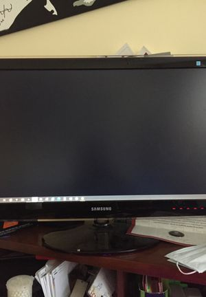 Samsung 23.5 inch monitor for Sale in Lake Worth, FL
