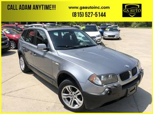2004 BMW X3 for Sale in Woodstock, IL