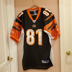 Reebok ONFIELD CINCINNATI BENGALS Owens #81 Jersey STITCHED Sz 52 New, no tags. for Sale in Campbell, CA