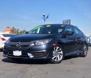 2018 Honda Civic Sedan for Sale in Sacramento, CA