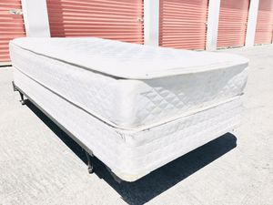 Firm twin bed.. DELIVERY 😃 for Sale in Las Vegas, NV