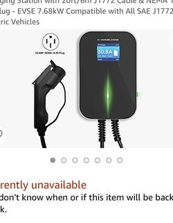 New Lectron Car Charging Station for Sale in Gainesville,  FL