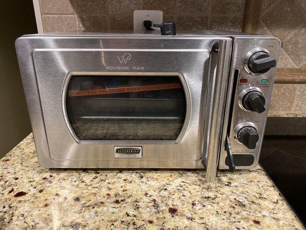 KITCHENTEK Wolfgang Puck Pressure Cooker Oven