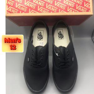 Vans Men's Chimo Pro Black Sneakers size 12 for Sale in Tinton Falls, NJ