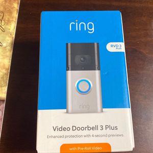 RING Doorbell 3 Plus for Sale in Commerce, CA