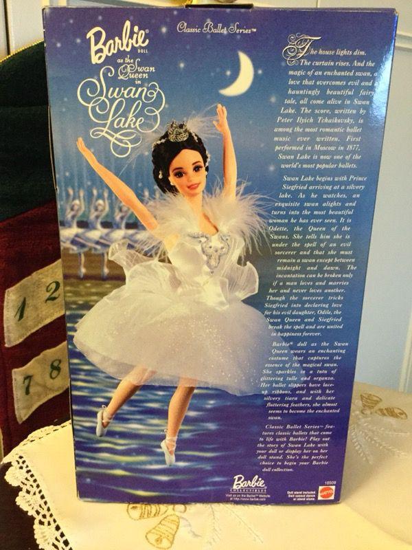 Swan Lake - Silver Lake Barbie / Collectors edition Ballet Series doll
