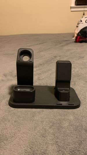 Apple Watch, iPhone , and AirPod charging stand for Sale in Dumfries, VA