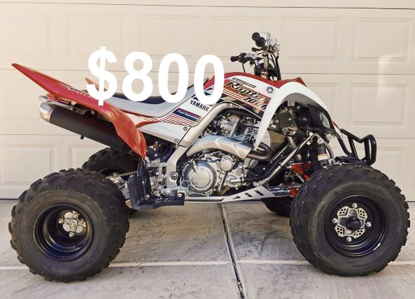 ✅Ask for 💲 800 urgentl 2008Yamaha Raptor700rr