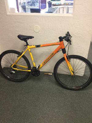 Cannondale F400 Mountain Bike for Sale in Portland, OR
