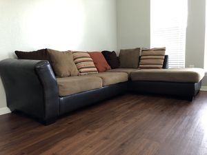 Sectional - Couch for Sale in Tampa, FL