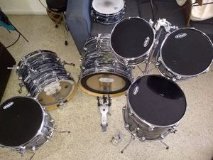 Musical Instruments Drum Set D W for Sale in Olympia Heights, FL