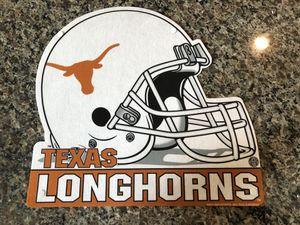 "University of Texas Longhorns Penant • 13""x13"" for Sale in Katy, TX"