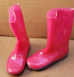 Rain boots US size 1 for Sale in Norwalk, CA