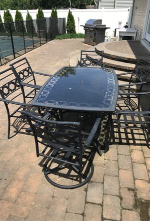 Outdoor dining set for Sale in Berkeley Township, NJ