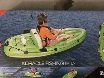 New Inflatable Fishing Kayak for Sale in Chesapeake,  VA