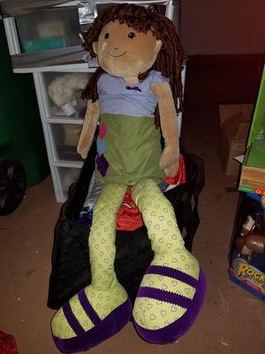 Full size Groovy Girls plush doll for Sale in Sacramento, CA