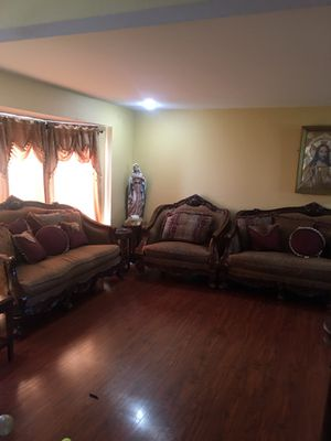 2 sofa 1 chair for Sale in Sterling Heights, MI