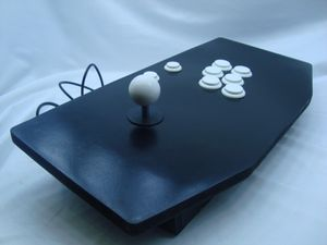 Arcade Joystick PC PlayStation USB Fighting Games for Sale in El Paso, TX
