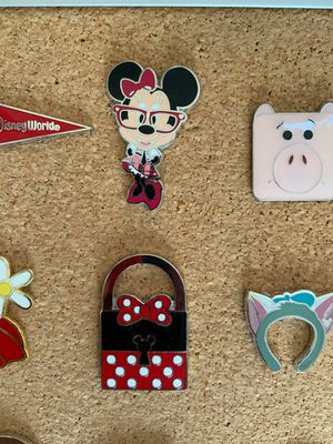 Mickey Mouse Disney collectables pins 10 for $20 for Sale in Chula Vista, CA
