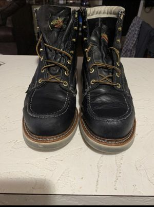 Thorogood Moc toe boots size 11 EE for Sale in Bell Gardens, CA