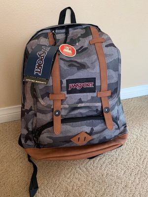 Jansport Camo Backpack for Sale in La Habra, CA