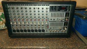 Behringer 9 channel amp for Sale in Port St. Lucie, FL