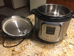 Instant Pot Never Used for Sale in Lincoln, RI