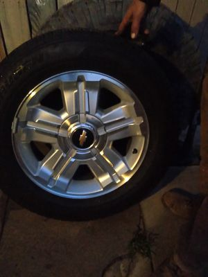 Chevy rims for Sale in Salinas, CA
