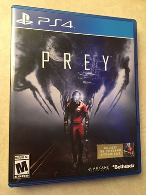 Prey PS4 Game for Sale in Marina, CA