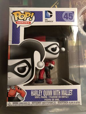 Harley Quinn Funko Pop figure - DC Comics for Sale in Hollywood, FL
