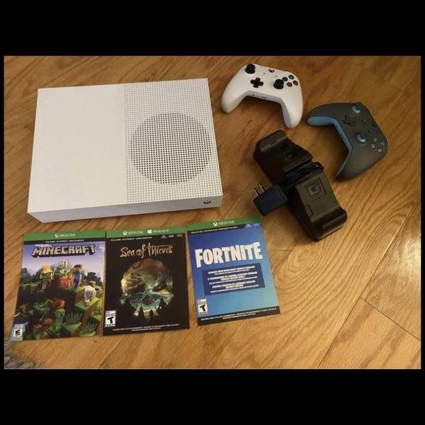 Xbox One S 1TB Digital Bundle