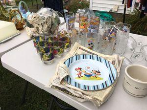 Disney plates (4) for Sale in Hughesville, PA