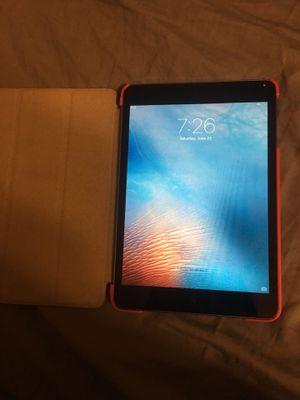 iPad mini with case for Sale in Phoenix, AZ