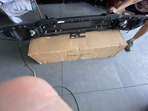 2020 Jeep JL factory bumper for Sale in Kissimmee, FL
