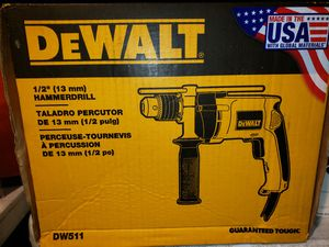 DEWALT 1/2-in Corded Hammer Drill for Sale in Humble, TX